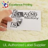 Quality Self adhesive transparent sticker paper for sale