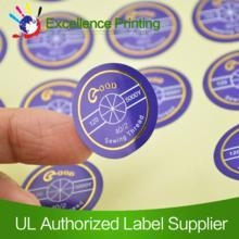 Buy Adhesive Label Custom sticker printing vinyl sticker at wholesale prices