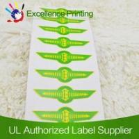 Quality Adhesive Label 2014 high quality self adhesive custom die cut stickers for sale