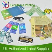 Buy cheap OEM labels and tags from wholesalers
