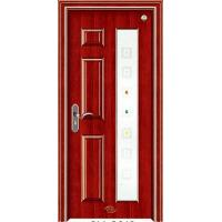China New high imitation reverse con SY-9018 High-grade steel door on sale