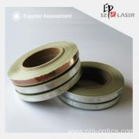 Quality 10mm Anti-fake Hologram Strip Label for Blister Packaging for sale