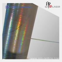 Quality 35 micron Gold Holographic Metallic Yarn For Clothing for sale