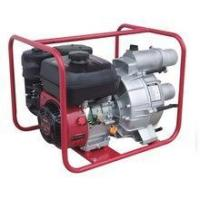 Quality 3 inch trash water pump driven by gasoline or diesel engine 6.5Hp for sale