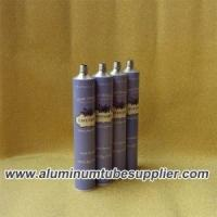 Quality Extruded Aluminum Tubes Home Hand Cream Aluminum Extruded Tubes for sale