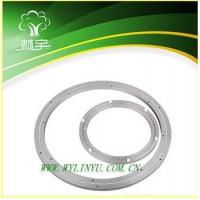 Quality LOW NOISE LAZY SUSAN BEARING Low-noise aluminum lazy susan turntable bearing for sale