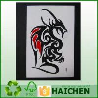 Quality Tattoo Sticker For Kids,Self Adhesive Gold Foil Temporary Sticker,3D Color Temporary Tatoo Sticker for sale