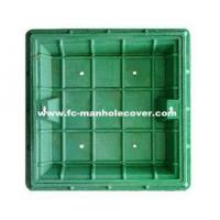 Quality Composite Lawn Shaft Cover EN124 A15 C/O 750x750mm for sale