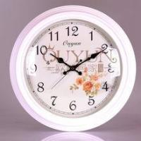 Quality Decorative 16 inch Large Quartz Wooden Wall Clock for sale