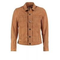 Leather Jacket Men's Leather Jackets With Button Closed