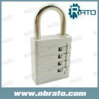 Quality RP-143 Aluminum Alloy password padlock for sale