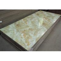 Buy cheap UV coated marble-imitated board from wholesalers