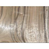Buy cheap Natural Wood Veneer Africa Walnut from wholesalers