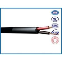 Quality Class5 flexible plain copper double insulation house wire cable for sale