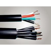 Quality Multi-core screened cable/Plastic insulated control Cables for sale