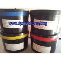 Quality Dye sublimation process ink for offset printing ink FLYING FO-SA for sale
