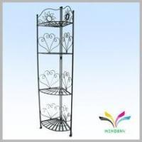 Quality China manufacturer wholesale durable modern floor standing metal wire electric bathroom drying rack for sale