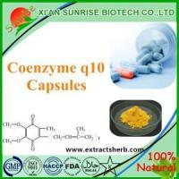 Health Care & Beauty Capsules Top Quality Food Grade Coenzyme Q10 US $298-350/Kilogram