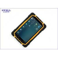 Quality IP67 touch screen MTK Rugged Tablet Computer / Heavy DutyTablet for sale