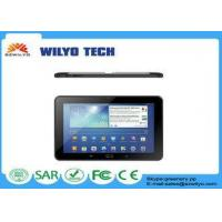 Quality WQ9 9 Inch Quad Core Android Tablet MT6572 3G Dual Camera 512mb 4gb Sim for sale
