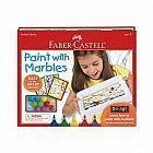 Do Art Paint with Marbles 14552