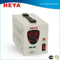 Quality Relay Type Voltage Regulator Relay control LED display voltage stabilizer for sale