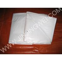 Quality Color of the cloth  White Tarpaulin for sale