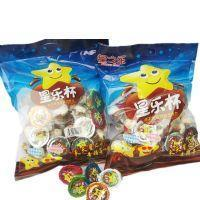 Quality Bagged Happy Star Cup Product 8.5g Chocolate with Biscuit for sale