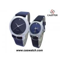 Quality Cheap PU leather couple watch for sale