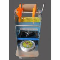 Quality Food Packing Machine Manual Bubble Tea Cup Sealer for sale