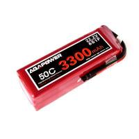 Quality RC Heli Lipo Battery 50C 6s rc lipo battery packs for sale