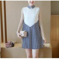 Buy cheap d83153f 2016 western casual dresses wholesale plus size dresses stripes from wholesalers