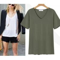 Buy cheap d73330h tops for women 2016 latest design girls top summer fashion shirts for women from wholesalers