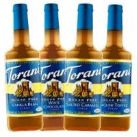 China Torani Sugar Free Flavored Syrups - 750 ml Glass Bottle on sale