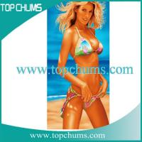 China personalized photo beach towel bt0282 sex on sale