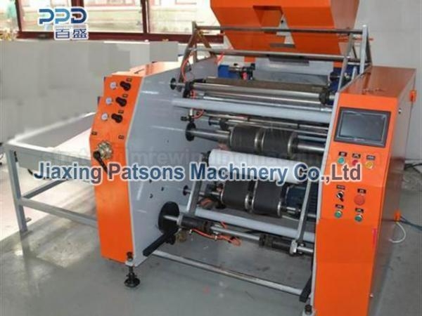 Buy Automatic stretch film rewinding machine ASFR600 at wholesale prices