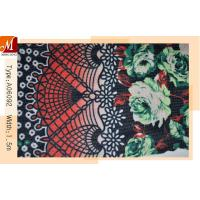 Quality Fabric MJ-A06092 cotton printed fabric for sale