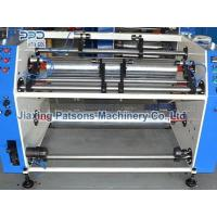 Buy cheap stretch film rewinding slitter SFRS1500 from wholesalers