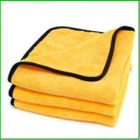 Quality Car Wash Microfiber Cleaning towel for sale