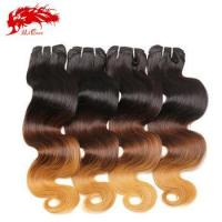 Quality Cheap bundles of wet and wavy indian remy hair raw virgin indian hair bundles for sale
