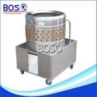 China chicken feather plucking machine High Efficiency Poultry Chicken Feather Plucker(Bos -630T ) on sale