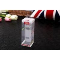 Quality High Quality Eco-friendly Clear PVC Packing Box for sale
