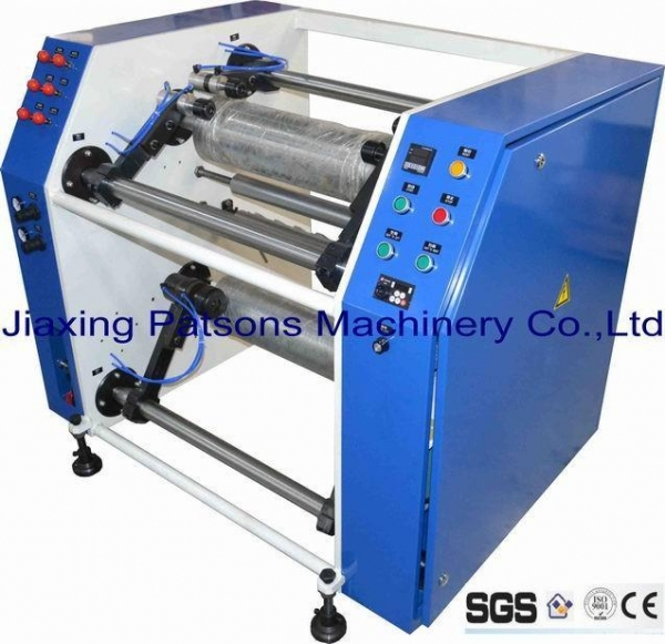 Buy Semi automatic stretch film rewinding machine at wholesale prices