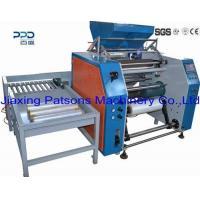 Buy cheap Fully auto prestretch film rewinding machine from wholesalers