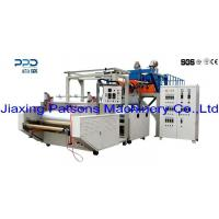 Quality Automatic food cling film cast extruding machine for sale