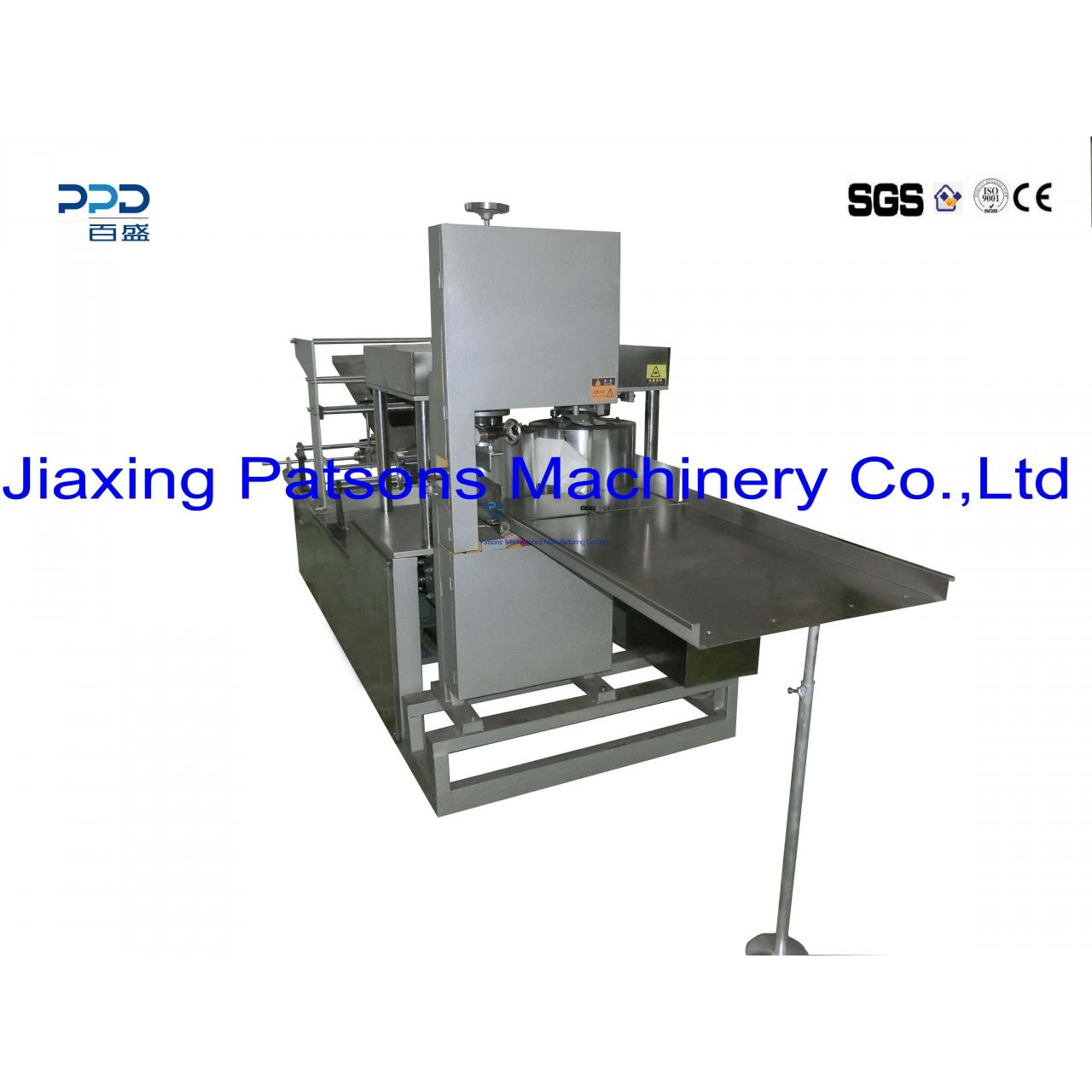 Quality Nonwoven wiping cloth folding machine for sale