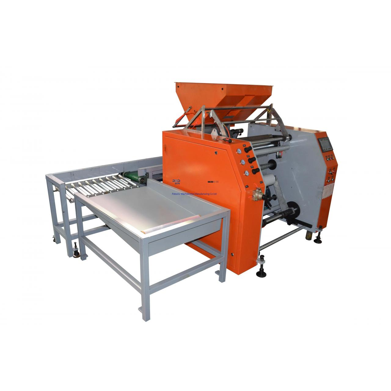 Quality Automatic HDPE film rewinding machine for sale