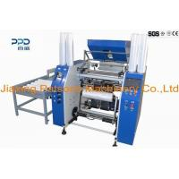 Buy cheap Automatic stretch film rewinder from wholesalers