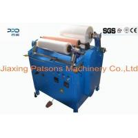 Buy cheap Manual stretch film rewinder from wholesalers