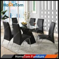Quality Dining Table Modern Design Sample Pictures of Wooden Dining Table Chair for sale